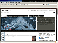 Capture d'�cran sous Browsercam - r�solution 800x600 - Firefox 1.0 Windows 2000