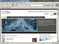 Capture d'�cran sous Browsercam - r�solution 800x600 - Mozilla 1.7.3 Windows 2000