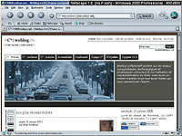 Capture d'�cran sous Browsercam - r�solution 800x600 - Netscape 7.0 Windows 2000